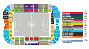 Bbva Compass Stadium Houston Seating Chart Season Ticket Pricing And Stadium Map Houston Dynamo