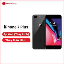 Ép kính iPhone 7 Plus tại Hải Phòng – Minh Hoàng Mobile
