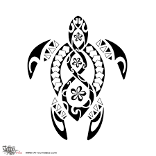 Turtle Tribal Tattoo Would Love To Get This And Have It Colored In