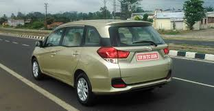 new car launches honda mobilioHonda Mobilio MPV Launched Priced at Rs 649 Lakh  NDTV CarAndBike