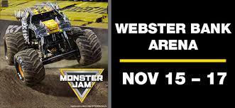Us Bank Arena Monster Jam Seating Chart Monster Jam Webster Bank Arena
