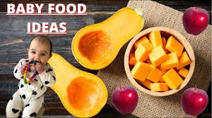 baby food recipes ernut squash and