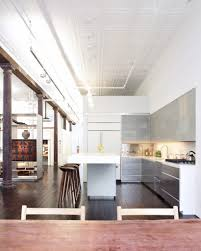 Stunning and Bright Greene Street Loft by Slade Architecture