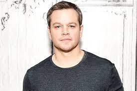 """Matt Damon: """"Für den neuen Film wollten ..."""