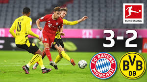 It's almost time for the dfl supercup, which means that bayern munich must visit the den of the big blond norwegian monster that is erling haaland. Bayern Winning Supercup Fc Bayern Munchen Borussia Dortmund 3 2 Highlights Supercup 2020 Youtube