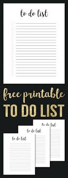 Weekly Cleaning Checklist Free Printable To Do List Organizer ...
