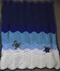 Crochet Turtle Blanket Pattern