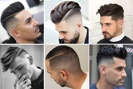 قصات شعر كاريه مدرج قصير رجالي
