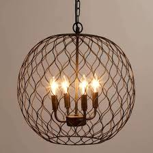 how to make an orb chandelier attracktive rope orb chandelier make your yard and house special