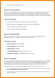 How To Write An Effective Resume Others Effective Resume Writing