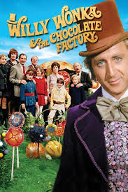 willy wonka and the chocolate factory flixster video