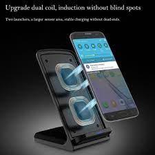Đế Sạc Nhanh Không Dây Cho Samsung Galaxy Note 8 S8 S8 Pl H7