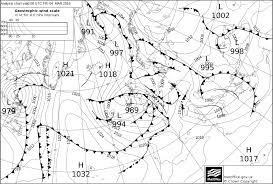 Synoptic Chart Synoptic Charts Wind Speed And Direction Video Tutorial