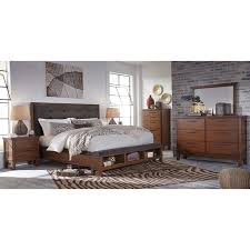 Signature Design by Ashley Ralene Queen Bedroom Group - Item Number: B594 Q  Bedroom Group