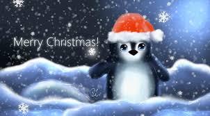 cute penguin christmas wallpaper. Unique Cute 3D MERRY CHRISTMAS For Cute Penguin Christmas Wallpaper T