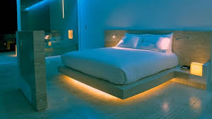 under bed led lighting. delighful under bring the stylish glow of lights inspired by smart technology into your  bedroom throughout under bed led lighting