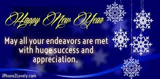 Formal Happy New Year Wishes Quotes