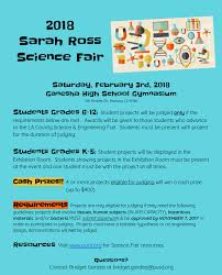 science fair student assistance science fair written report