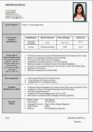 B Tech Fresher Resume 21 Fresher Resume Templates Pdf Doc Free