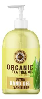 <b>Универсальный гель для рук</b> Eco Organic Tea Tree Oil Ultra ...