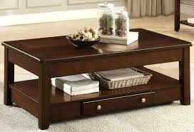 lift top coffee table square canada