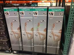 costco 1152747 hansgrohe croma select shower combo all