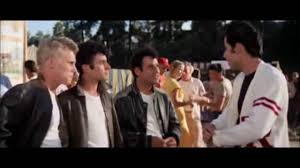 Grease - Tell Me About It Stud - YouTube