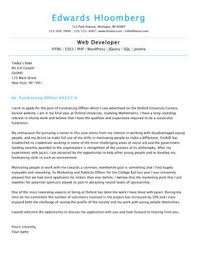 good cover letter template 283 cover letter templates for any job