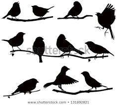 bird branch silhouette clip art. Unique Silhouette Vector Images Silhouettes Of Birds On A Branch Silhouettes Bird Branch To Bird Branch Silhouette Clip Art