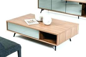 low modern coffee table gold and glass large round cherry bamboo contemporary extra co