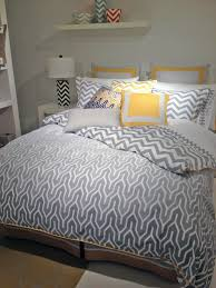 bedding grey chevron twin beddingchevron queenchevron and