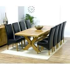 dining set 8 chair dining set wooden dining tables and 8 chairs 8 seat
