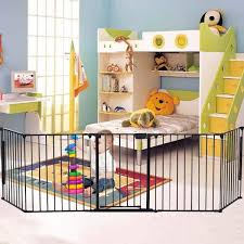 S L1000 Baby Gate For Fireplace Small Dog Indoor Pet Fence Barrier ...