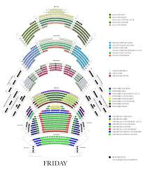 Kauffman Theater Seating Chart Friday Evening Subscription Lyric Opera Of Kansas City