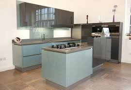 an example of a floating island kitchen german knives wusthof kitchens  photo 1