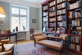 Collect this idea 30 Classic Home Library Design Ideas (16)