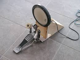 diy drums electronic drum pad