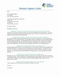 letter of appeal examples of appeal letter for financial support valid save best new