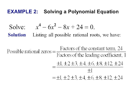 rational root theorem definition rational root theorem definition example 2 3a solving polynomial equation representation marvelous
