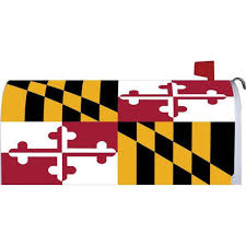 mailbox flag dimensions. Maryland Flag Standard Mailbox Cover - FlagsOnline.com By CRW Flags Inc. Dimensions 5