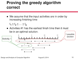 Design And Analysis Of Algorithms Ppt Notes Ppt Design And Analysis Of Computer Algorithm Lecture 5 1