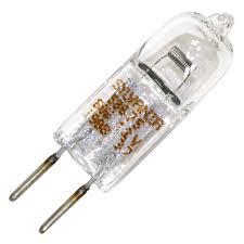 50 W 12v Light Bulb T4 Jc Gy6 35 Bi Pin Base 50w 12v By Osram Sylvania 58675