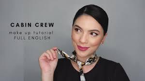 cabin crew makeup full english days