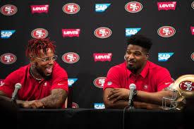 Nfl 49ers Depth Chart 49ers Depth Chart Burning Questions Ahead Of Nfl Draft