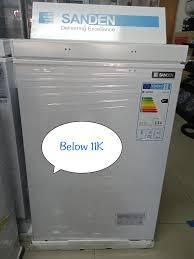Hàng Nhật nhập khẩu] Tủ Đông Mini Inverter 100 lít Sanden Intercool Nhật  SNH0105, Nhập Khẩu Thái Lan 2021 - Bền, Tiết Kiệm Điện SNH0105