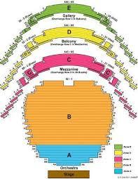 Morsani Hall Seating Chart Actual Moran Theatre Seating Chart Coachman Park Seating