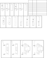 von duprin wiring diagram wiring library von duprin 98 9975 mortise lock exit device 108732 door lock wiring wiring diagram for von