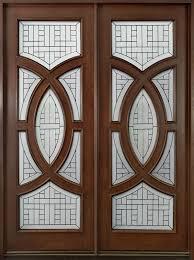 gallery picture of wooden door window design