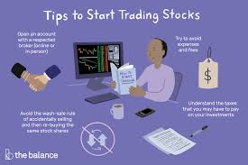 A Beginner's Guide to Online Stock Trading