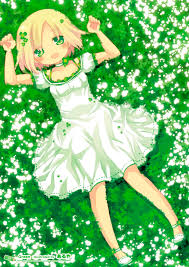 green eyes blonde hair female solo page 91 zerochan anime image board
